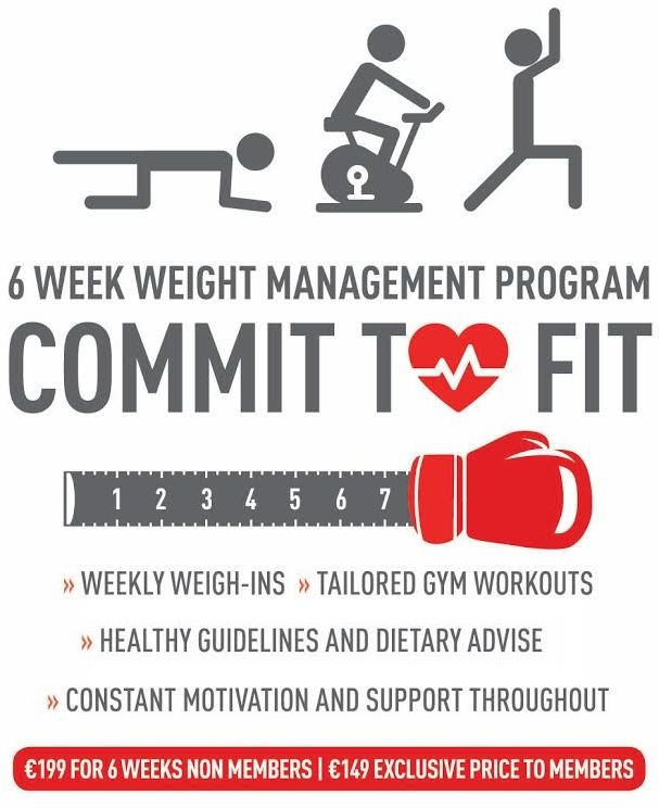 Commit To Fit