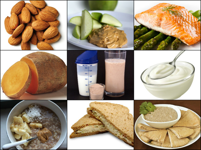 Best Food To Eat Before A Workout Bodybuilding