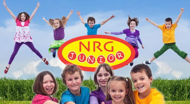 NRG Health & Fitness Junior kids classes