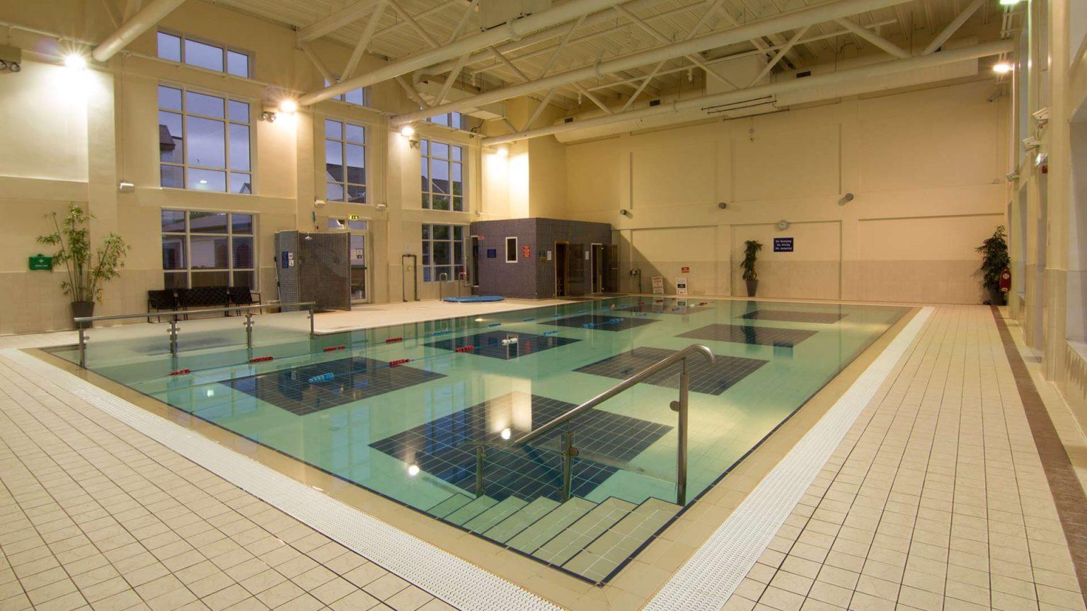 NRG Health & Fitness Swimming Pool